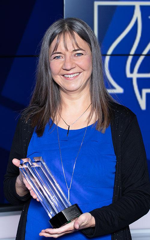 Irene Savoyat award