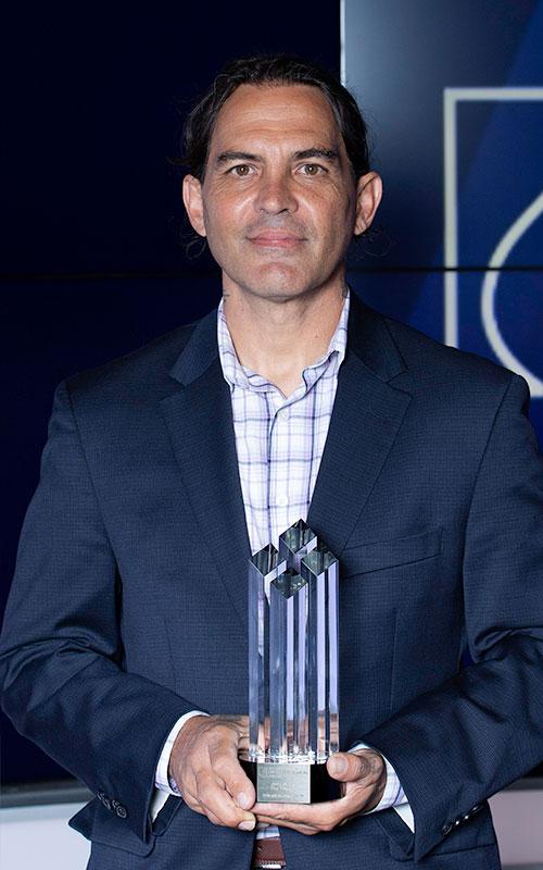 The Fledge award