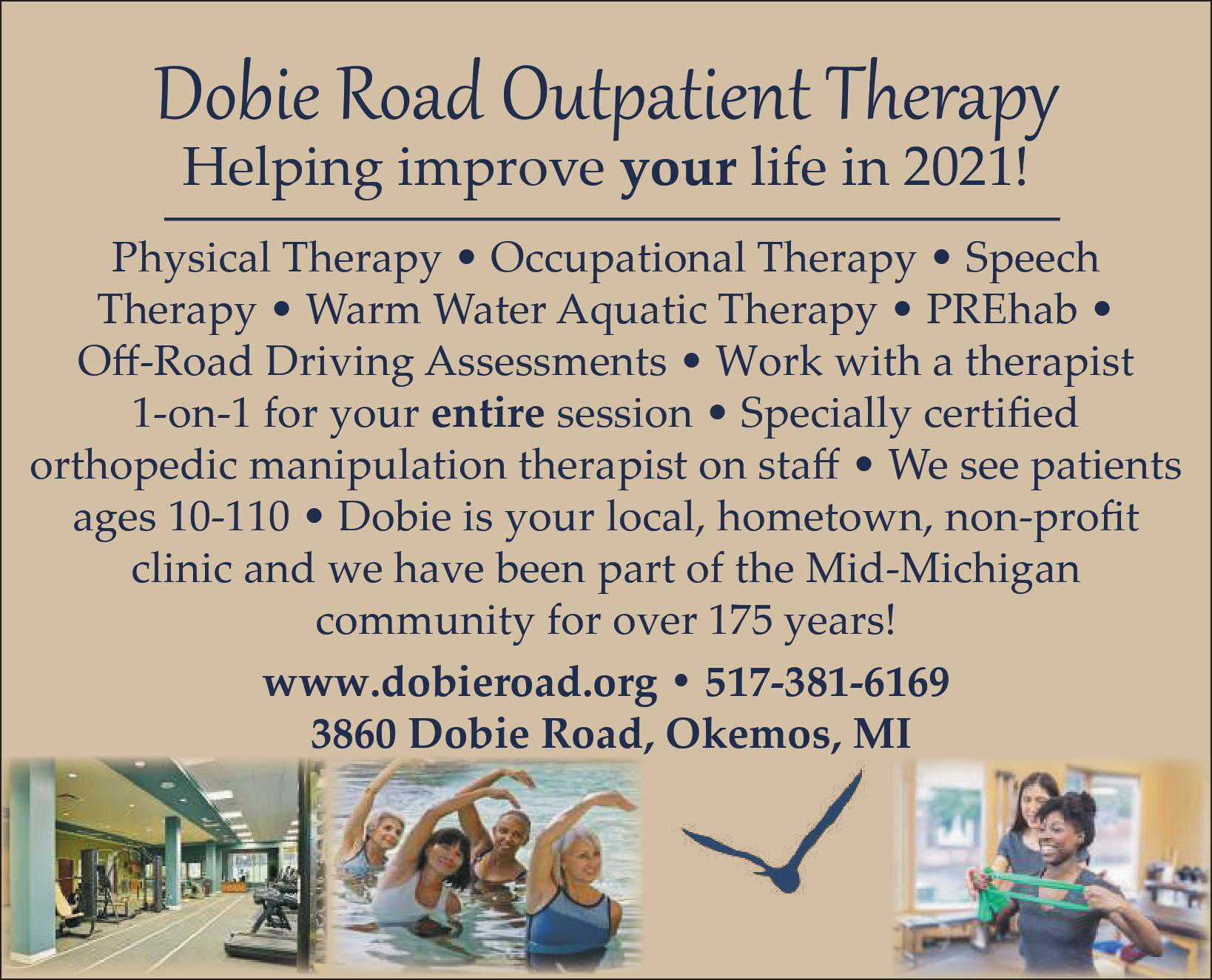 Dobie's Outpatient Therapy Clinic