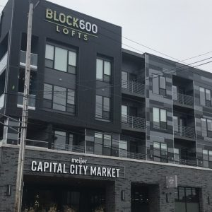 Block 600 Building